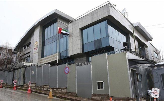 BAE Büyükelçiliğinin sokağına 'Fahreddin Paşa' ismi verildi