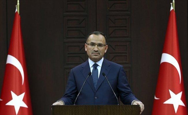 Başbakan Yardımcısı Bozdağ: Algı operasyonlarına karşı uyanık olmalıyız
