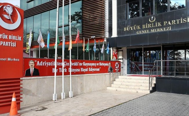 BBP 25'inci kuruluş yıl dönümünü etkinliklerle kutlayacak