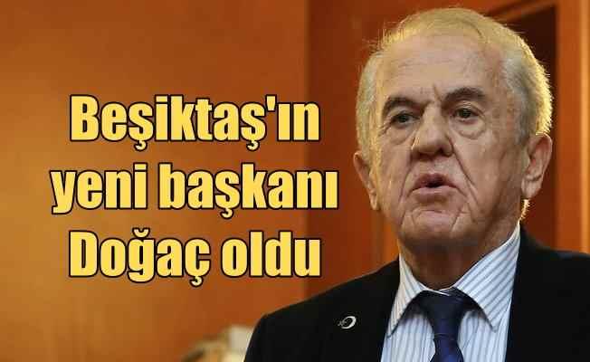 Beşiktaş'a Hazinadar'dan sonra Doğaç dönemi başladı