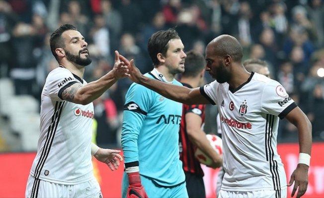 Beşiktaş 3-Gençlerbirliği 1