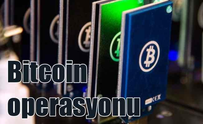 Bitcoin kalpazanlığı; Daha çok kazanmak için cihazlar getirmiş