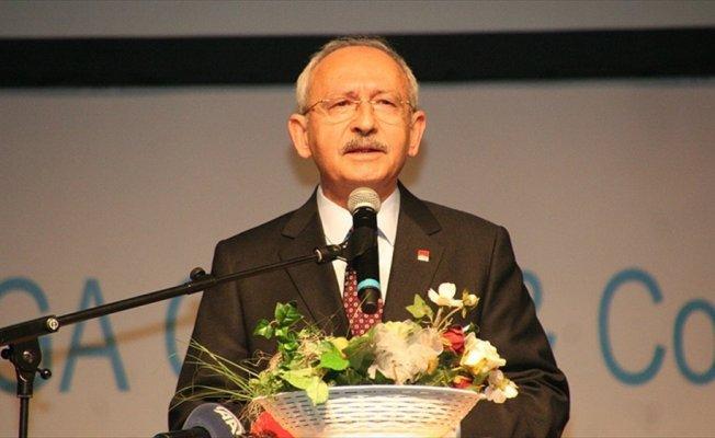 CHP Genel Başkanı Kılıçdaroğlu'ndan 'Zeytin Dalı Harekatı' açıklaması