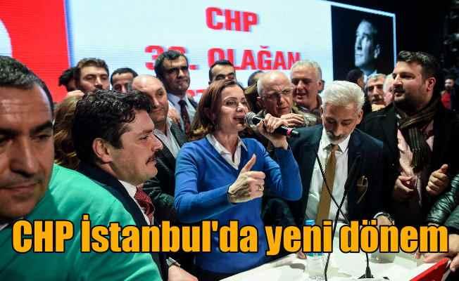 CHP İstanbul'da Kaftancıoğlu'na emanet