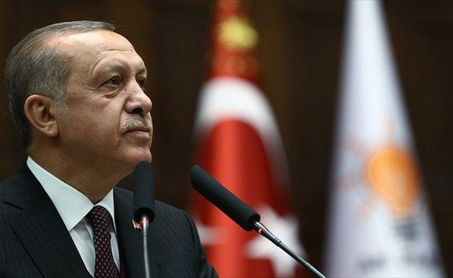 Cumhurbaşkanı Erdoğan, Tunus Cumhurbaşkanı ve Başbakanıyla görüştü