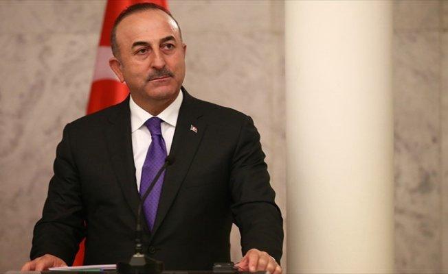 Dışişleri Bakanı Çavuşoğlu Fransa'ya gidiyor