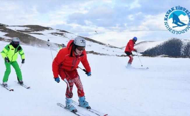 Doğu Karadeniz'de kış turizminin adı: Zigana