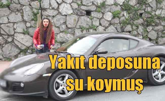 Ebru Polat benzin deposuna su koydu: Arkadaşı hararete su koy demiş