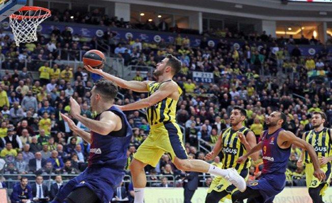 Fenerbahçe Doğuş 86-82 Barcelona Lassa