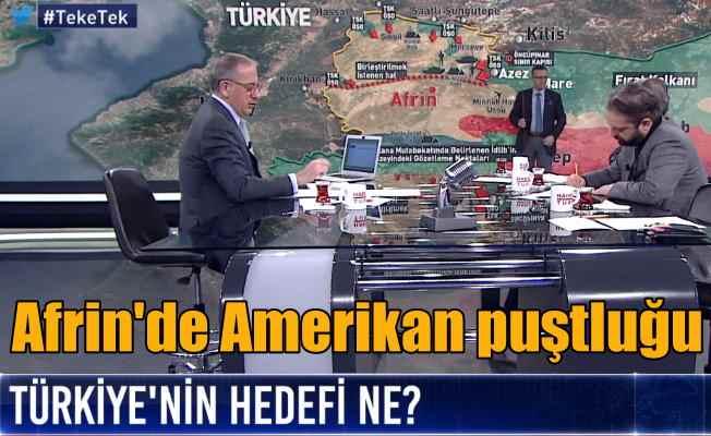 Flaş Flaş Flaş; ABD uçakları 'PKK'ya yardım edin' bildirisi atmış