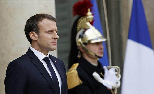 Fransa Cumhurbaşkanı Macron'dan Trump'a İran çağrısı