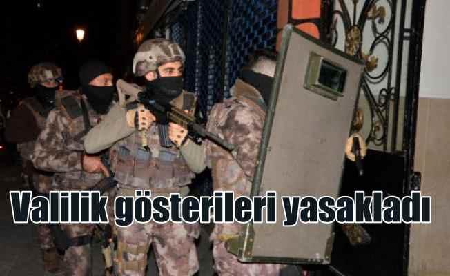 Furkan Vakfı'na operasyon; Kuytul gözaltında gösteriler yasak