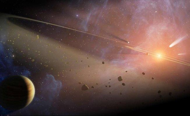Galaksilerin 13 milyar yıl önceki gaz girdapları kaydedildi