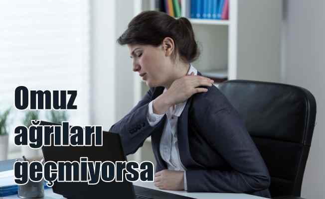 Geçmeyen omuz ağrılarına dikkat: Uzmanından önemli uyarılar