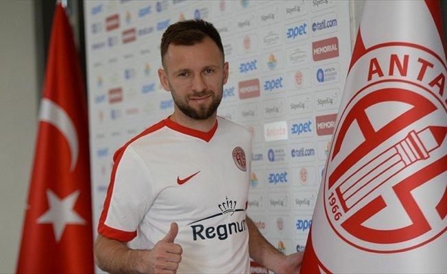 Hakan Özmert: Antalyaspor'a başarılı olmaya geldim