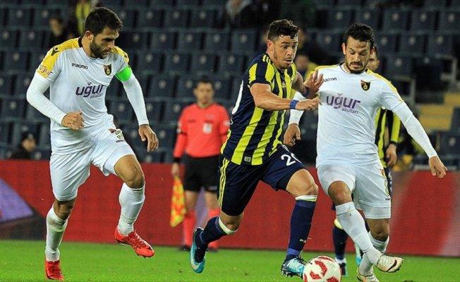 İstanbulspor-Fenerbahçe maçının stadı belli oldu