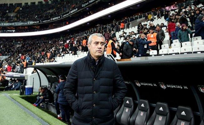 Kasımpaşa'da teknik direktörü istifa etti