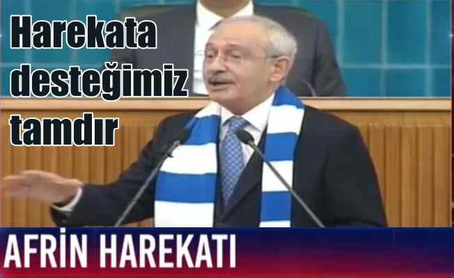 Kılıçdaroğlu; Mehmetçik kanıyla oy devşirmeyin