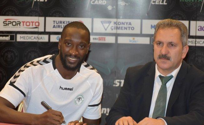 Konyaspor yeni golcüsünden umutlu