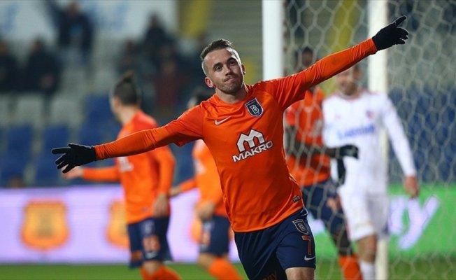 Medipol Başakşehir'den gol yağmuru