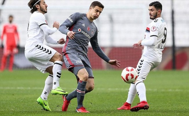 Mitrovic Club Brugge'e kiralandı