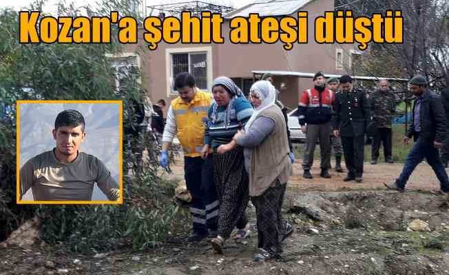 PKK'lı teröristler füze ile saldırdı, 1 şehit 3 yaralı var
