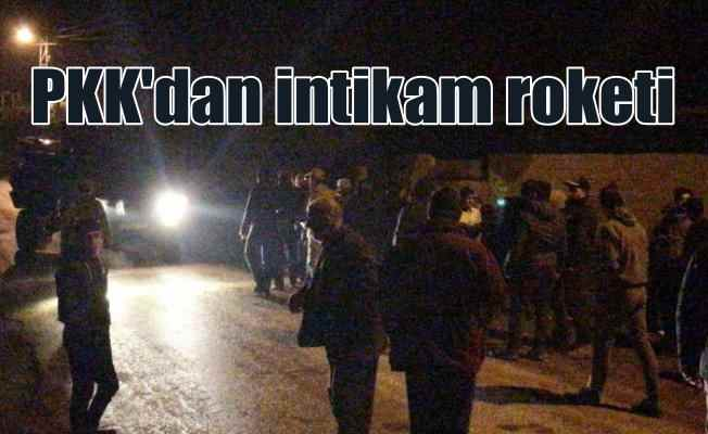 PKK roketleri Reyhanlı ve Kırıkhan'ı vurdu