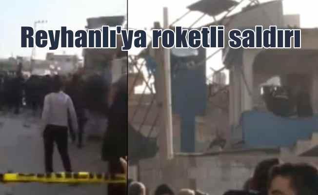 Reyhanlı'ya roketli saldırı; 17 yaşında genç can verdi