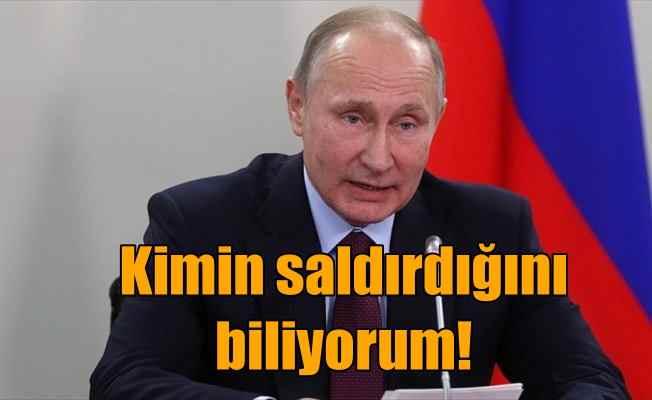 Rusya Devlet Başkanı Putin: Rus üslerine yapılan saldırıların arkasında Türkiye yok