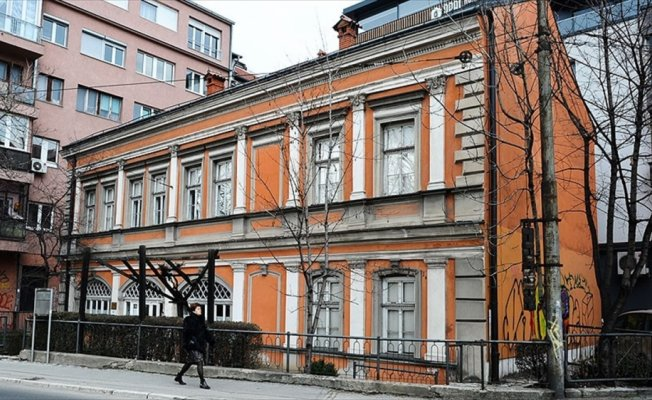 Saraybosna'nın tarihe tanıklık eden Osmanlı konakları