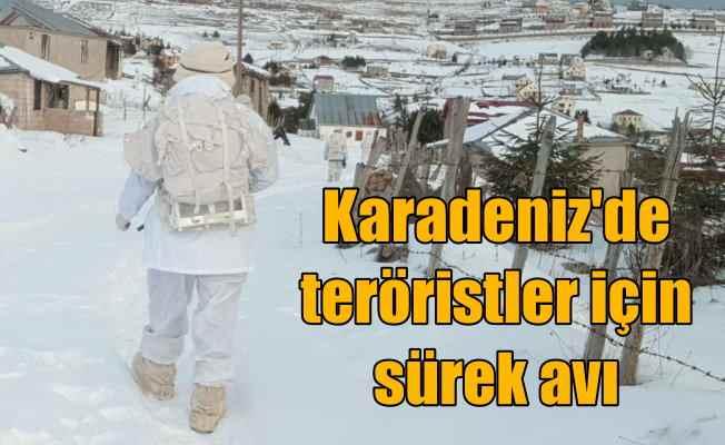 Son Dakika Giresun; PKK'nın Karadeniz'de kış yapılanmasına operasyon