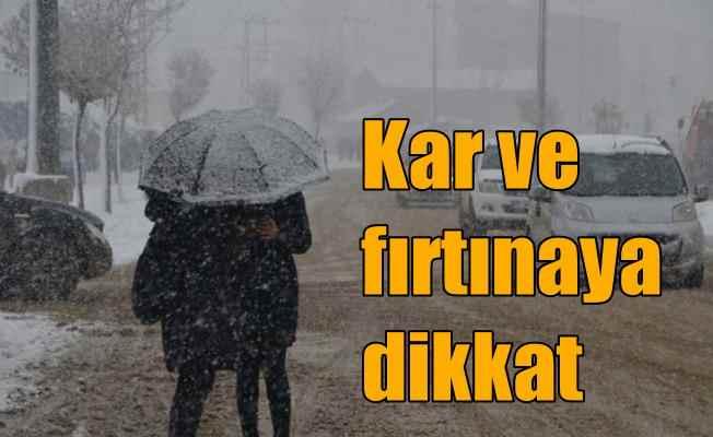 Son Dakika Hava Durumu; Meteoroloji'den kritik uyarılar geldi