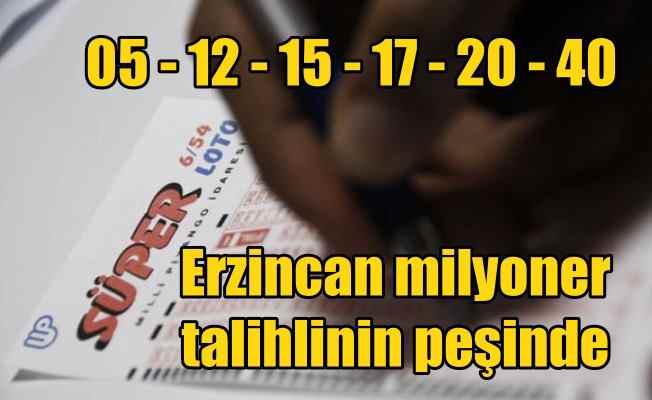 Süper Loto Erzincan'ı güldürdü, sosyal medya yıkılıyor...