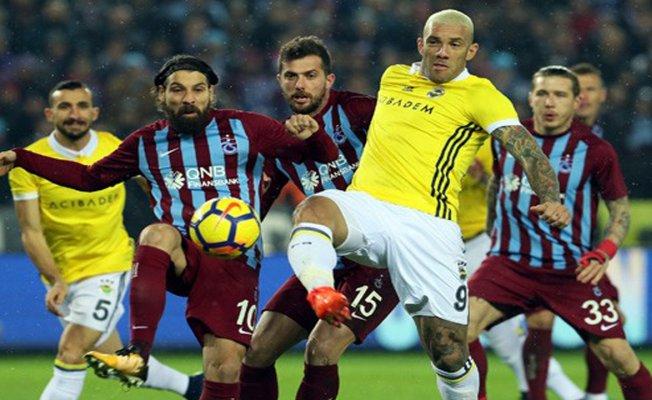 Trabzonspor 1-Fenerbahçe 1