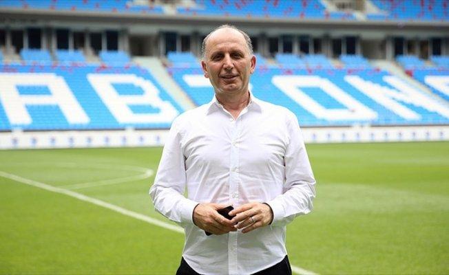 Trabzonspor Kulübü Başkanı Usta: Hedefimiz başa yarışmak