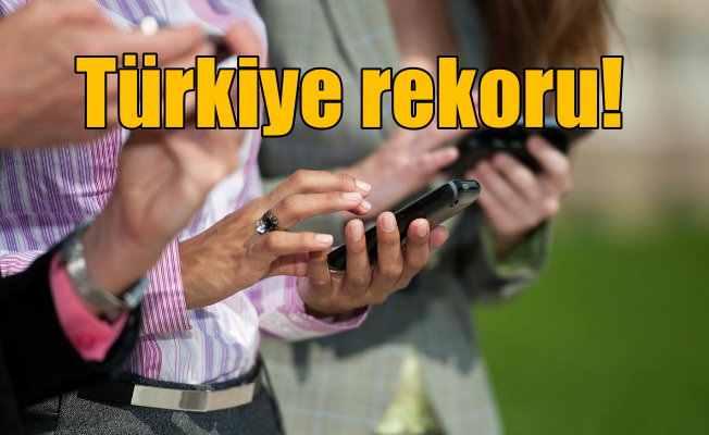Türkiye mobil görüşmelerde yeni rekor kırdı: 4 ayda 67 milyar dakika konuştuk