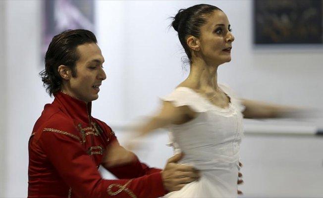 Tutkunun ve azmin dansı bale