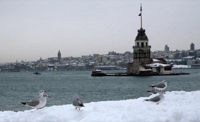 Zemherinin sonunda İstanbul'da kar bekleniyor