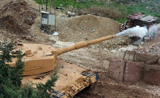 'Zeytin Dalı Harekatı'nda 343 terörist etkisiz hale getirildi'