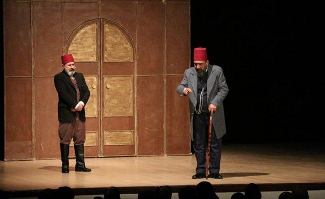 '2. Abdülhamid Han' Denizli'de sahnelendi