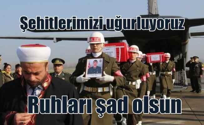 Afrin şehitlerini uğurluyoruz: Türkiye kahramanlar için ağladı