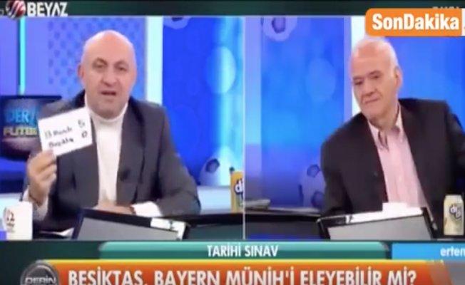 Ahmet Çakar 5-0 skorunu bildi
