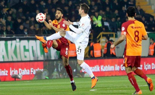 Akhisarspor 1- Galatasaray 2