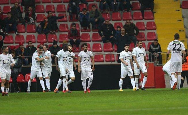 Akhisarspor kupada yarı finalde