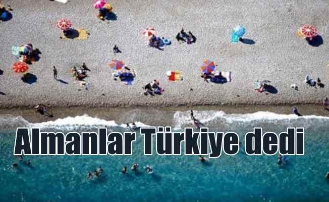 Almanlar'ın tatil tercihi Türkiye oldu: Rezervasyon yüzde 50 arttı