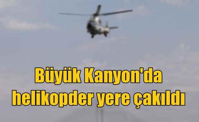 Amerika'da helikopter düştü, 7 ölü var