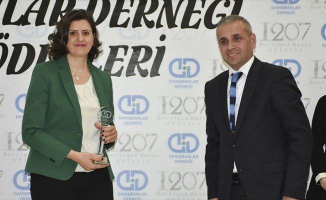 Anadolu Ajansı'na 'Yılın Medya Organı' ödülü