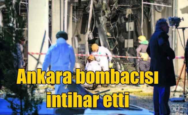 Ankara bombacısı hapla intihar etti: Terörist PYD'li çıktı