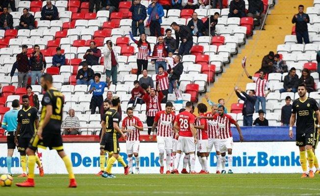 Antalyaspor 3-Malatyaspor 1