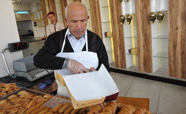 'Antep kahkesi'nin 71 yıllık lezzet ustası